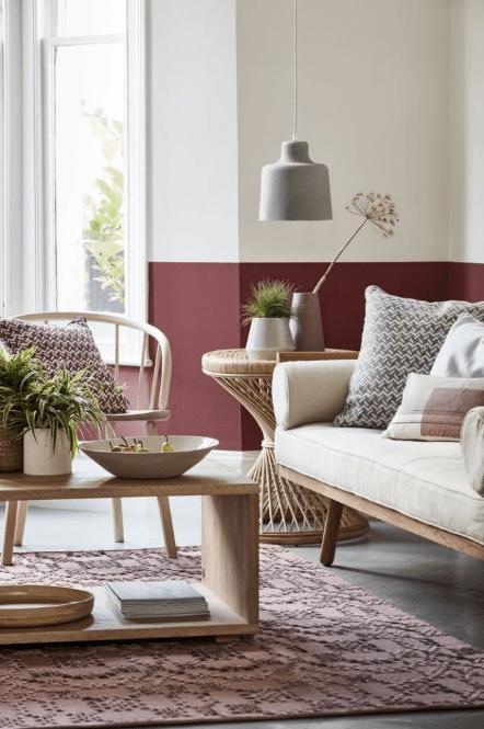 Những màu sắc ưa chuộng để trang trí nội thất
